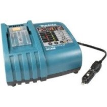 Makita DC18SE Li-Ion Battery Automotive In-Car Charger