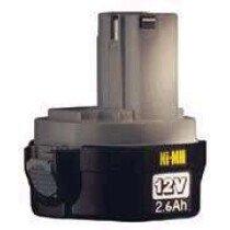 Makita 193100-4 12v (2.6Ah) NiMH battery 1234 (Replaces 1233)