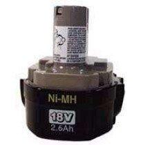 Makita 193102-0 18v (2.5 Ah) NiMH battery 1834