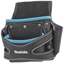 Makita P-71750 New Blue 2-Pocket Fixing Pouch P71750