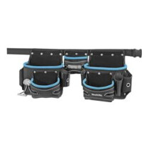 Makita P-71772 New Blue 3-Pouch Belt Set P71772