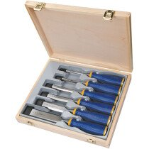 Marples 10503430 MS500 6-Piece Bevel-Edge Wood Chisel Set