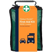 Timco MED3014 Car & Van First Aid Kit Medium