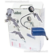 Metabo LPZ 4 Kit Air Tool Kit