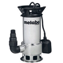 Metabo PS 18000 SN 1,100W Dirty Water Submersible Pump 240v PS18000SN