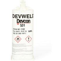 Devcon 21500 Devweld 531 Two Part Methacrylate Adhesive 50ml