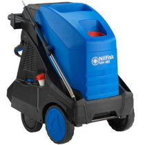 Nilfisk MH-4M 100/680PAX Hot Water Pressure Washer WITH Hose Reel
