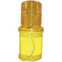 JSP LEM010-001-200 Microlite™ MK2 FNPC 130mm Flashing Hazard Light
