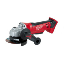 "Milwaukee HD18AG115-0 18v Li-ion Cordless 115mm (4.1/2"") Body Only Angle Grinder"