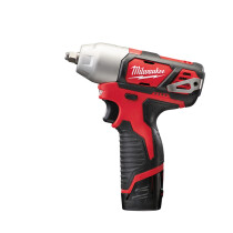 "Milwaukee M12BIW38-0 Body Only 12v Li-ion FUEL Compact 3/8""Dr Impact Wrench"