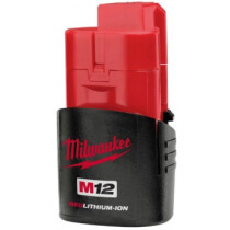 Milwaukee M12B 12v 1.5Ah Li-ion Battery