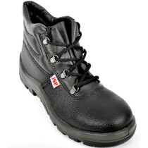 JPS ACS331 Minster Pro S1P Black Waterproof Safety Boot
