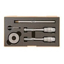 Mitutoyo 368-991 368 Series Holtest Three-Point Bore Gauge Inside Micrometer Set Metric