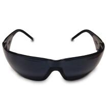 JSP Iles Monferrato Wraparound Safety Spectacles Smoke Tinted