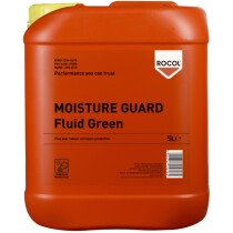 Rocol 69006 MOISTURE GUARD GREEN FLUID Indoor Corrosion Protection for Moulds and Metals 5ltr