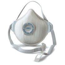 Moldex 3405 FFP3 Air Plus FFP Reusable Disposable Masks (Pack of 5)
