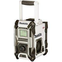 Makita MR001GZ01 Body Only 12v-40v CXT, LXT, XGT / Mains AM/FM Jobsite Radio