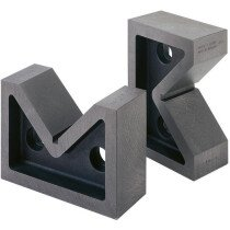Moore & Wright 216 Traditional Vee Blocks Standard Pairs 200mm (7.87in) Capacity