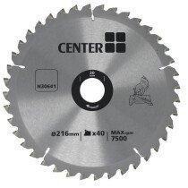 Lawson-HIS N30641 TCT Circular Saw Blade 216mm x 30mm x 40T