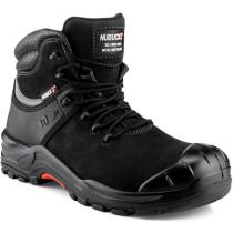 Buckbootz NKZ102 Nubuckz Non-Mtallic S3 Leather Safety Boot HRO WRU SRC
