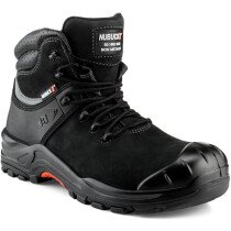 Buckbootz NKZ102 Nubuckz Non-Mtallic S3 Leather Safety Boot HRO WRU SRC