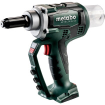 Metabo NP18LTXBL5.0 Body Only 18v Riveter with Carry Case