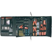Makita P-51851 96-Piece Electrician's Tool Kit