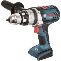 Bosch GSB 18 VE2-Li RS Body Only 18V 2-Speed Robust Heavy Duty Combi Drill in L-BOXX