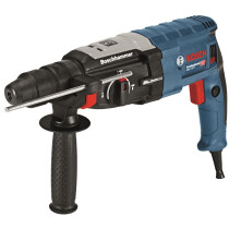 Bosch GBH2-28F 2 kg 3 Function SDS-plus Hammer with Vibration Control & QC Chuck in L-BOXX