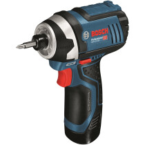 Bosch GDR12V-105N Body Only 10.8v Cordless Impact Driver In Carton