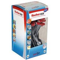 Fischer 537260 Duotec 10 Nylon Toggle 20 in Box