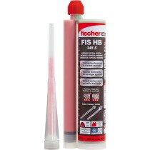 Fischer 33211 FIS HB 345 S Vinylester Injection Resin