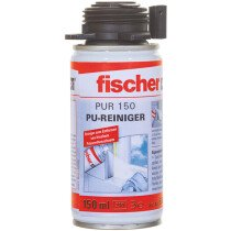 Fischer 53083 PUR 150 PU Cleaner for Cleaning Foam Guns 150ml
