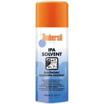 Ambersil 31569-AA IPA Isopropyl Alcohol Cleaning Solvent 400ml