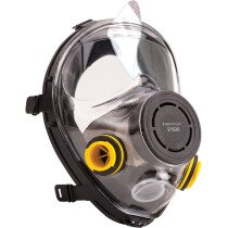 Portwest PA00 - Lens Cover Film - For use with Full Face Masks P500 and P516 - Pack of 10 Covers