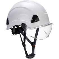 Portwest PA03 Height Endurance Visor  Eye Protection - Available in Clear or Smoke