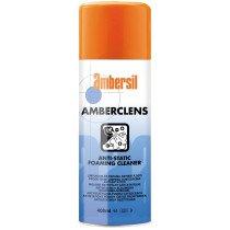 Ambersil 31592-AA Anti-Static Foaming Cleaner Amberclens 400ml