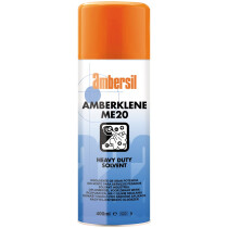 Ambersil 31554-AA Amberklene ME20 Heavy Duty Solvent 400ml