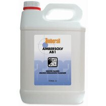 Ambersil 31757-AB Ambersolv AB1 Emulsifiable Citrus Cleaner 5L (Carton of 4)
