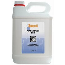 Ambersil 31785-AA Ambersolv SB1 Citrus Based Solvent Cleaner 5L