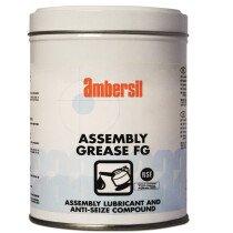 Ambersil 31586-AA Assembly Grease FG NSF H1 500gm x Twelve (Box of 12)