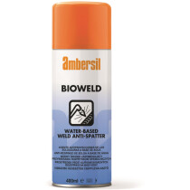 Ambersil 31621 Bioweld AB Water-Based Spatter Release 400g Aerosol