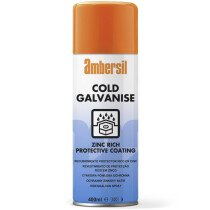 Ambersil 30291-AA Cold Galvanising Spray High Zinc Content 400ml