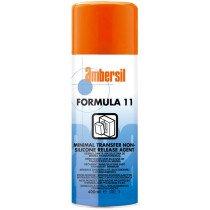 Ambersil 31542-AA Formula 11 (Eleven) Dry Film, Non-Silicone Release Agent 400ml (Box of 12)