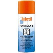 Ambersil 31536-AA Formula 8 (Eight) Light Duty Film for Fine Detail Mouldings 400ml