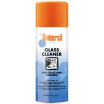 Ambersil 31596-AA Glass Cleaner Solvent for Screens, Monitors, Glazing, etc. 400ml