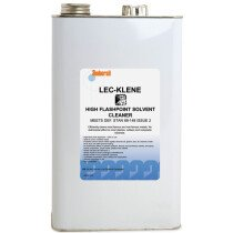Ambersil 31702-AA Lec-Klene High Flash Point Solvent 5L (Carton of 4)