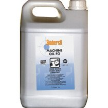 Ambersil 30255-AA Machine Oil FG NSF Registered Heavy Duty Lubricant 5L x Four (Pack of 4)