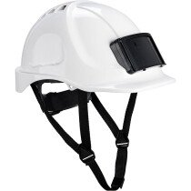 Portwest PB55 Endurance Badge Holder Helmet Head Protection - Available in Various Colours