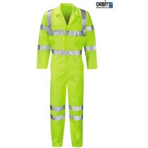 Hercules PCENBS Sigma EN471 PolyCotton Coverall - Regular Leg Length